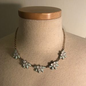 Light Blue + Mint Necklace